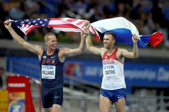 Aleksey Dmitrik Aleksey Dmitrik Pictures 13th IAAF World Athletics
