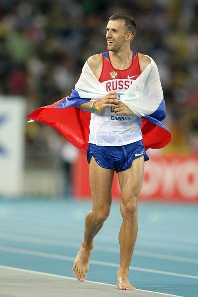 Aleksey Dmitrik Aleksey Dmitrik Photos 13th IAAF World Athletics