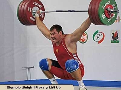 Aleksey Lovchev Alexey Lovchev Olympic Lifters Profiles Lift Up