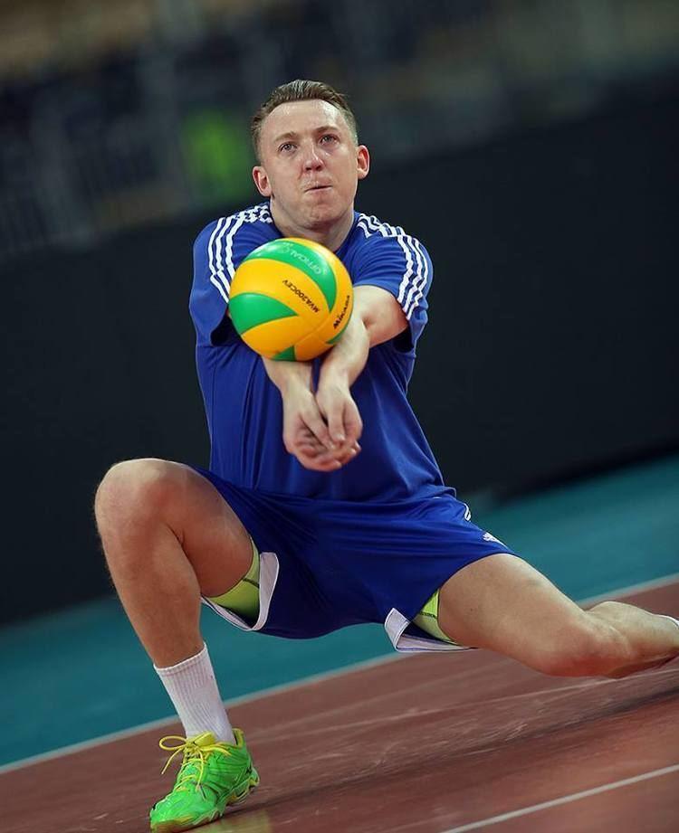 Aleksey Spiridonov (volleyball) alexey spiridonov best volleyball player russia