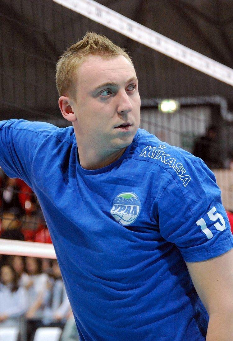 Aleksey Spiridonov (volleyball)