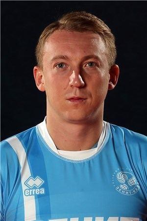 Aleksey Spiridonov (volleyball) Player Alexey Spiridonov FIVB Volleyball Mens Club World