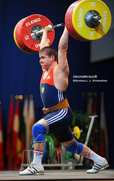 Aleksey Yufkin Aleksey Yufkin Prevails in the 85s