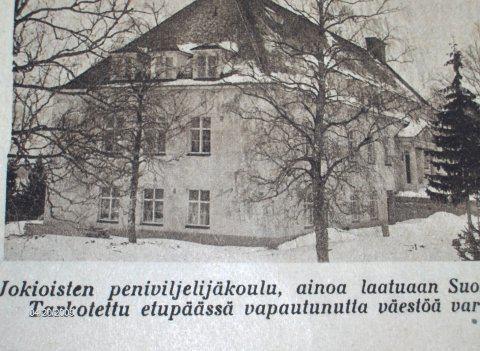 Aleksi Hihnavaara Vanhojen kuvalehtien kertomaa osa 2 Veksin blogi