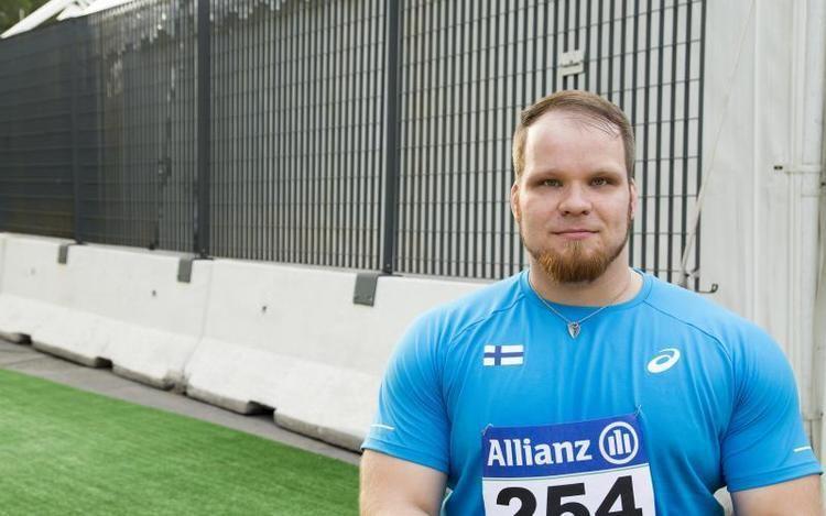 Aleksi Kirjonen Aleksi Kirjonen Suomen Yleisurheilumaajoukkue