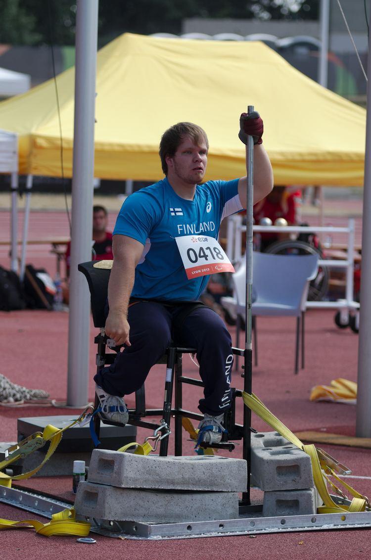 Aleksi Kirjonen File2013 IPC Athletics World Championships 26072013 Aleksi