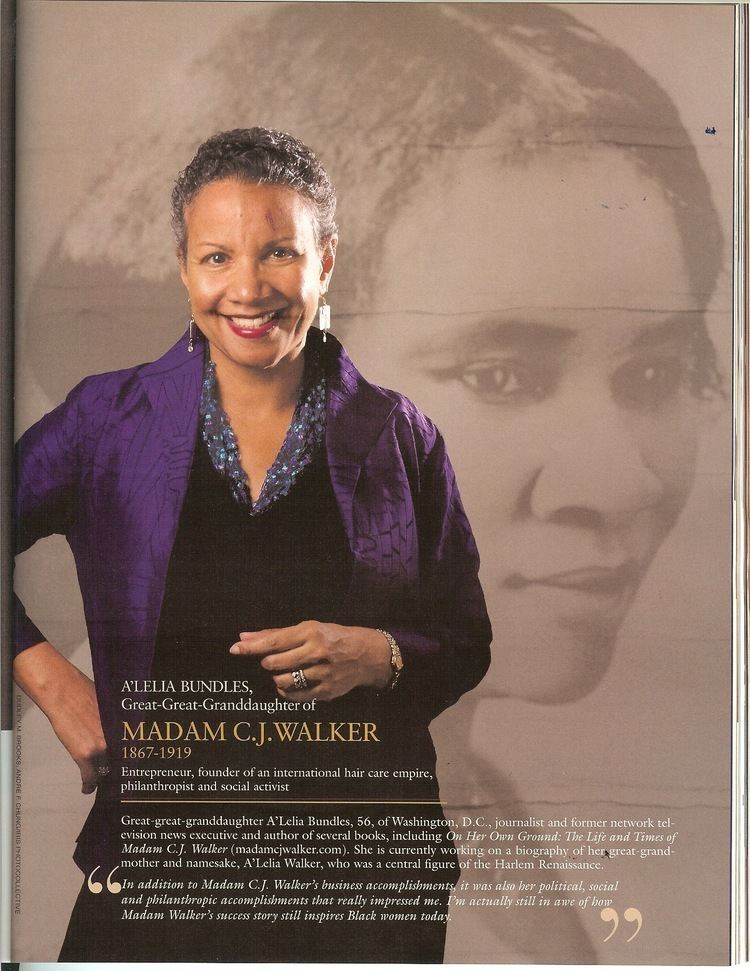A'Lelia Walker Madam WalkerA39Lelia Walker Family Archives Treasures Collected