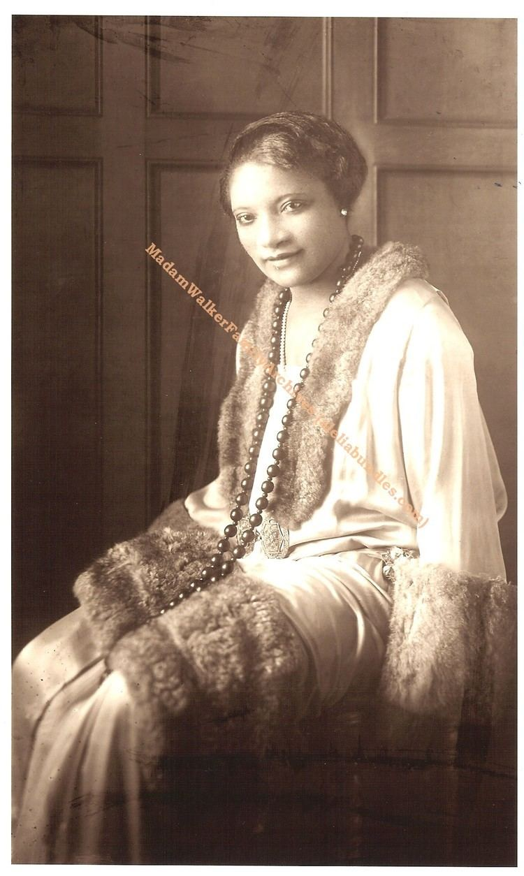 A'Lelia Walker My Grandmother39s Harlem Renaissance Wedding A39Lelia Bundles