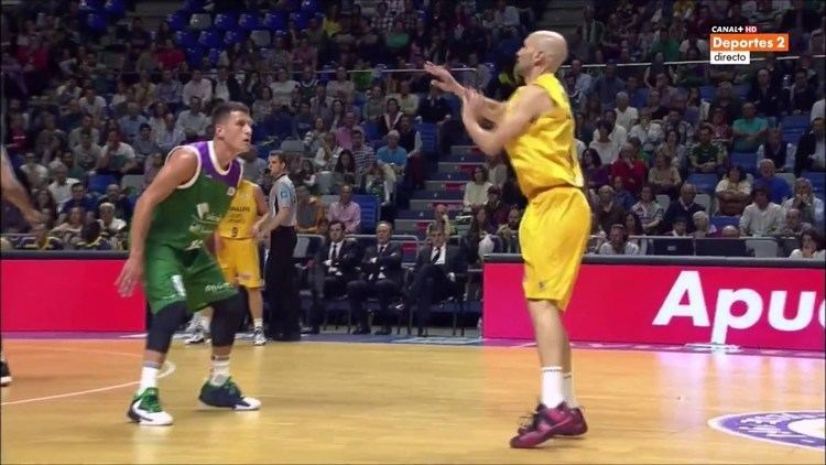 Alen Omić Alen Omic vs Unicaja YouTube