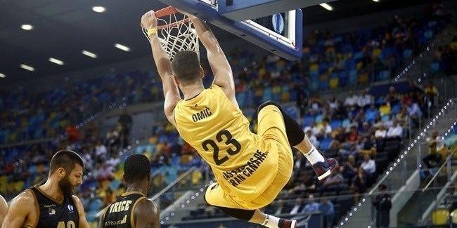Alen Omić Alen Omic Herbalife Gran Canaria Las Palmas Player Spotlight