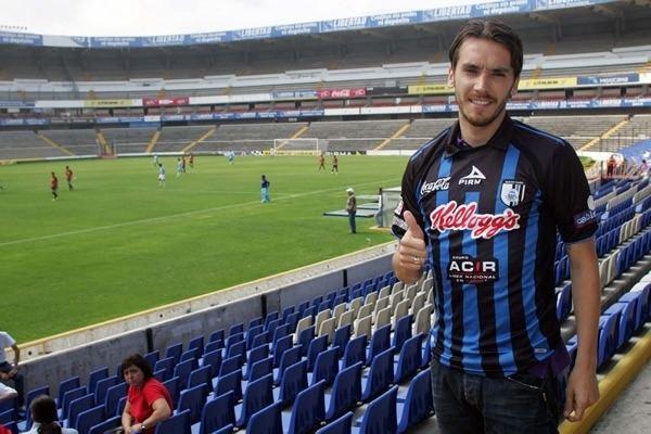 Alen Skoro Alen Skoro quiere ser goleador con Quertaro Futbol