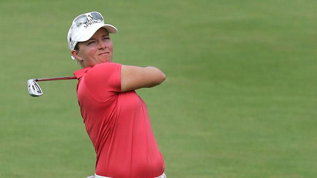 Alena Sharp Official Site of Alena Sharp LPGA LPGA Card for 2014