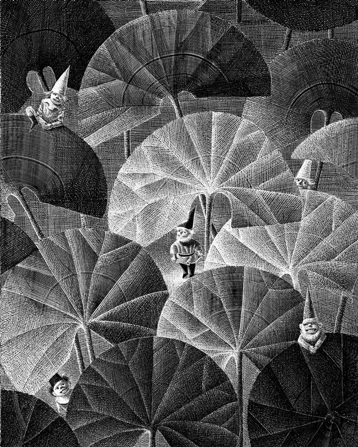 Alenka Sottler I see the world as a universe of giant forms 50 Watts