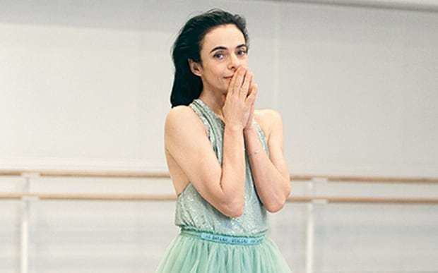 Alessandra Ferri Royal Ballet39s leading lady returns at 52 Telegraph