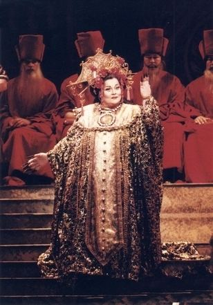Alessandra Marc Alessandra Marc opera dramatic soprano