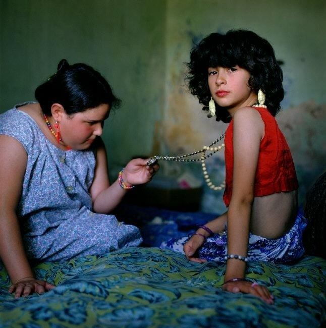 Alessandra Sanguinetti Alessandra Sanguinetti Photographs the Drama of the