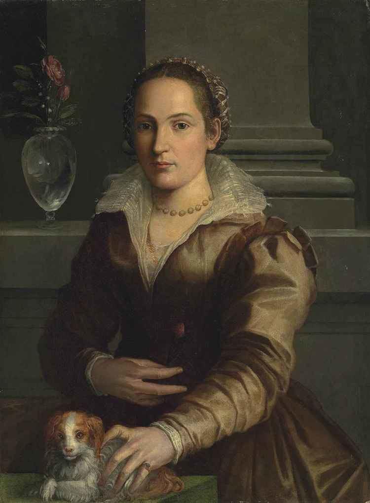 Alessandro Allori FileStudio of Alessandro Allori Portrait of a Ladyjpg