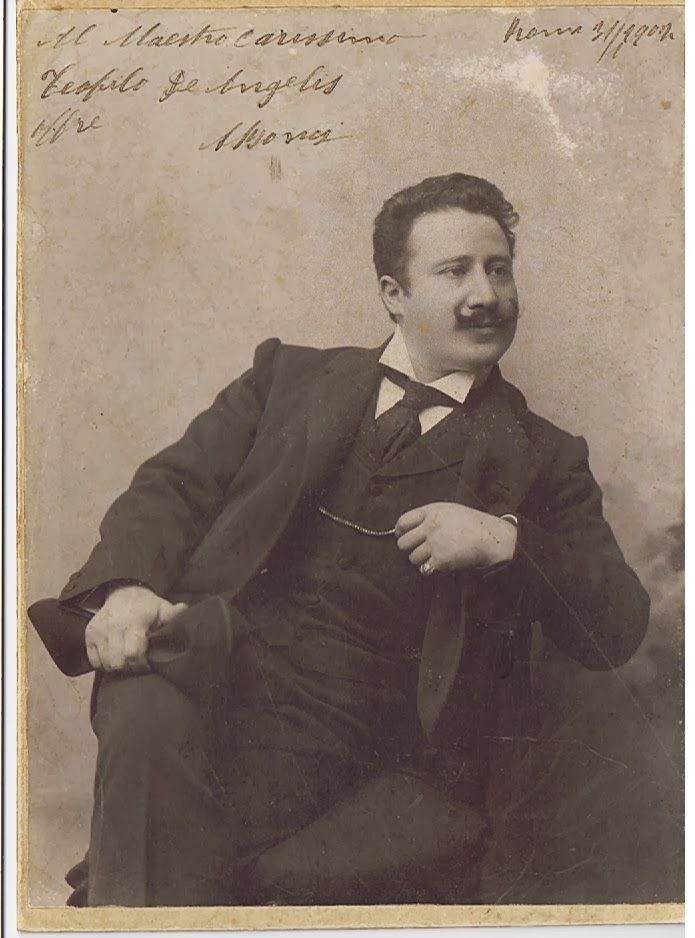 Alessandro Bonci FORGOTTEN OPERA SINGERS Alessandro Bonci Tenor Cesena 1870