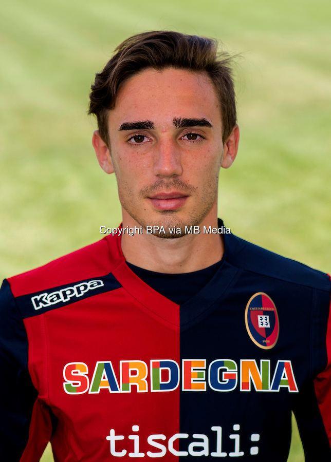 Alessandro Capello Italian League Serie A 20142015 Matthew Buxton