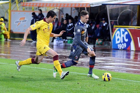 Alessandro Capello Alessandro Capello Pictures Bologna FC v AS Livorno