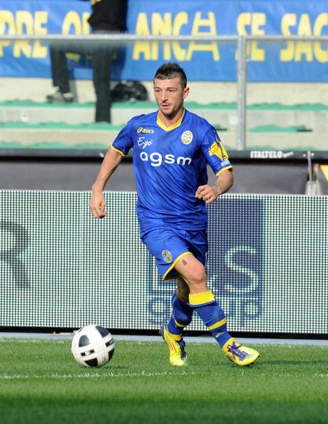 Alessandro Carrozza Hellas Verona FC v US Grosseto Serie B Pictures Zimbio