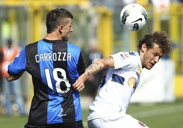 Alessandro Carrozza Alessandro Carrozza Pictures Atalanta BC v Bologna FC