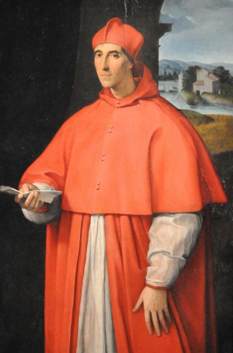 Alessandro Farnese (cardinal) Portrait of Cardinal Alessandro Farnese Wikipedia