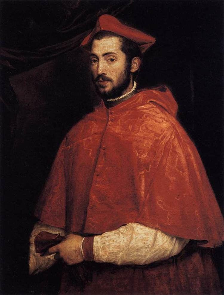 Alessandro Farnese (cardinal) Alessandro Farnese cardinal Wikipedia