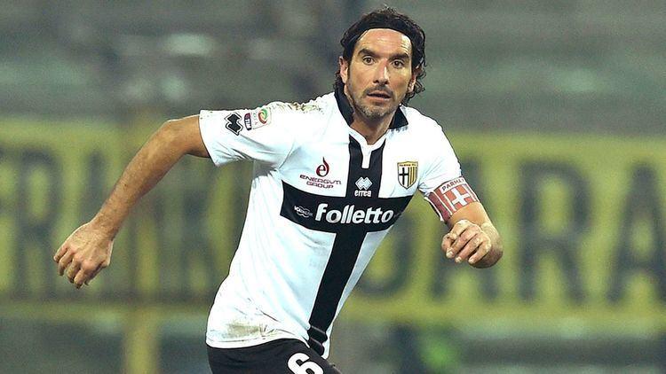 Alessandro Lucarelli Parma captain Alessandro Lucarelli fearful for club39s
