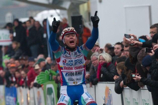 Alessandro Malaguti NIPPO Vini Fantini De Rosa Professional Cycling Team