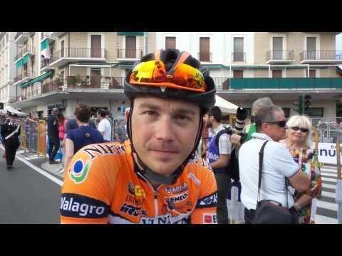 Alessandro Malaguti Giro d39Italia 2015 Stage 3 Finish Line Sestri Levante