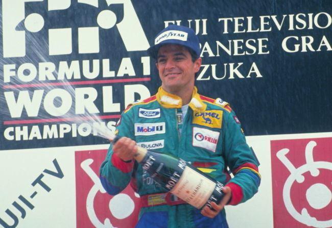 Alessandro Nannini 1989 Alessandro NANNINI Alessandro Nannini Pinterest Sport f1