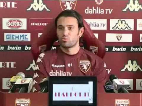 Alessandro Pellicori Alessandro Pellicori al Torino FC quotIn Serie B serve l