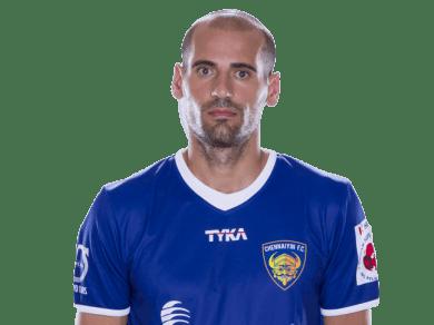 Alessandro Potenza Alessandro Potenza Defender Chennaiyin FC ISL Player Profile