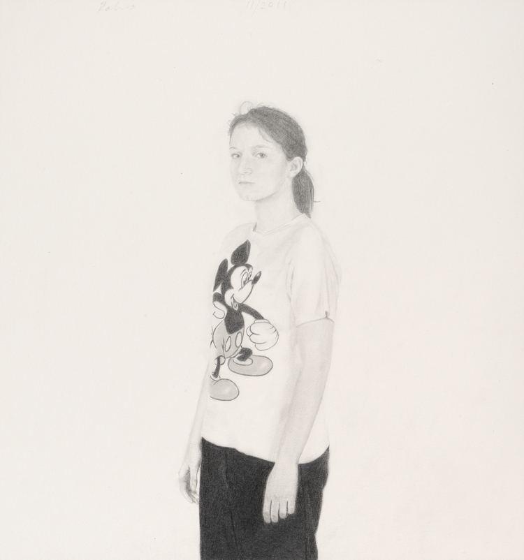 Alessandro Raho Alessandro Raho Jessica Drawing Biennial 2015