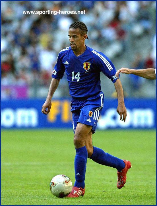Alessandro Santos Alessandro Santos FIFA Confederations Cup 2003 Japan