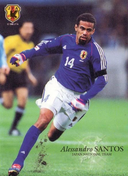 Alessandro Santos Alessandro dos SANTOS 19982003