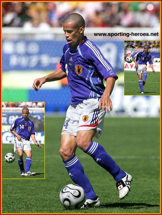 Alessandro Santos Alessandro Santos FIFA World Cup 2006 Japan