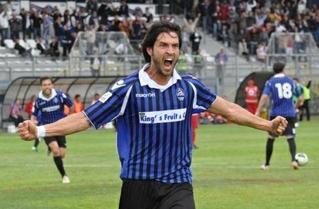 Alessandro Tulli Calcio Serie D L39Anziolavinio cade ad Olbia