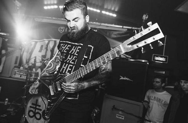 Alessandro Venturella Slipknot Bassist Alessandro Venturella Hospitalised Mid