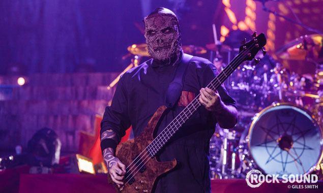 Alessandro Venturella Slipknot Bassist Alessandro Venturella Rushed To Hospital