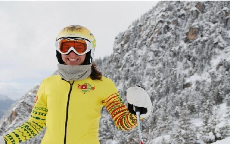 Alessia Dipol Dalle Dolomiti al Togo il sogno olimpico di Alessia Dipol