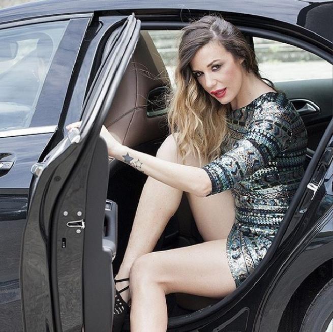 Alessia Fabiani Alessia Fabiani che profilo sexy Tgcom24 Foto 2