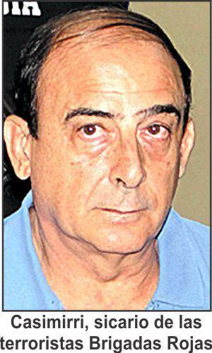 Alessio Casimirri La Estrella de Nicaragua Italia pide a Nicaragua entregar a