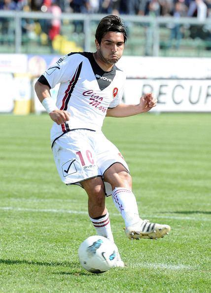 Alessio Viola Alessio Viola in ASG Nocerina v Reggina Calcio Serie B Zimbio