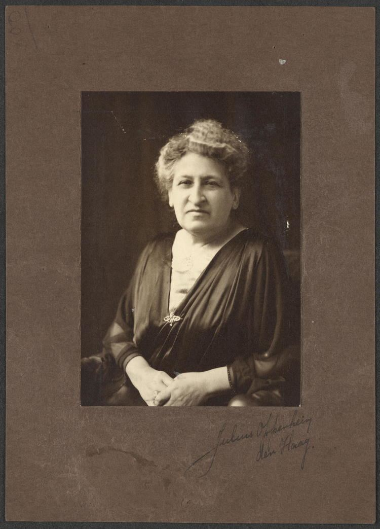 Aletta Jacobs Aletta Jacobs Library of Congress