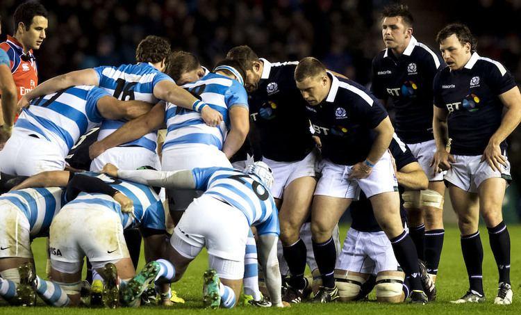 Alex Allan (rugby union) Scotland Alex Allan Scottish Rugby Union