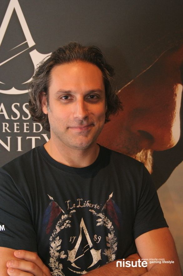 Alex Amancio Interview with Alexandre Amancio Assassin39s Creed