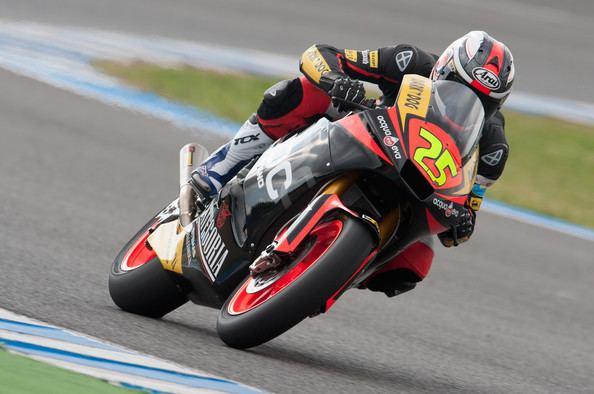 Alex Baldolini Alex Baldolini Pictures Moto2 And 125cc IRTA tests Day