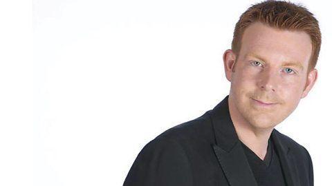 Alex Belfield BBC Radio Jersey Alex Belfield